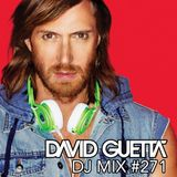 David Guetta - DJ Mix 271 - 06-09-2015