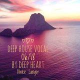 Deep House Vocal 6/18 By Deep Heart Ulrike Langer
