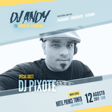 DJ Pixote - 25 Anos de Carreira do DJ Andy ( live set )