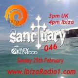 Sanctuary 046 ~ Ibiza Radio 1 ~ 25/02/18