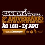 DJ APU - 3 aniversario da gandaia