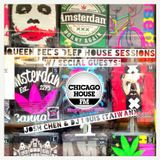 Queen Bee's Deep House Sessions on Chicago House FM feat. Josh Chen & DJ Louis