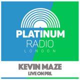 Kevin Maze - Club Vibes  / Tuesday 24th January 2016 Platinum Radio London
