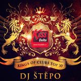 Jiří Štěpo Štěpánek presents KINGS OF CLUBS TOP 30 # 141 (12-8-2016 Official radio Podcast)