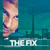 The Fix with Baba Kahn - Sunday April 12 2015