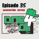 One 4 All Radioshow Episode 35 - Back Q & Lord Fader (Live@674.fm)