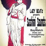 Sashimi Sounds .1 (Live @ Hotel Jen)