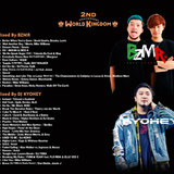 World Kingdom at Riviera Sapporo 2nd ANNIVERSARY MIX Mixed by BZMR & DJ KYOHEY