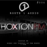 #006 Hoxton FM - Route 1 Audio Show // Guest Mix Samantha Togni