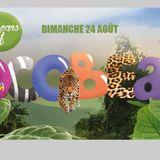 LIVE FROM COCO BEACH PARIS PART 3 - 24 AGOSTO 2014