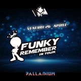 Funky Remember aprile 2019 live from Big Club