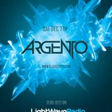 Geo Angelo & House Evenings Presents Argento At LightWaveRadio