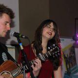 Radio Caley Gig 2/4/15 - Bella and The Bear