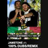 Jamstone Sound Mix 4 Rastafire Radio Show