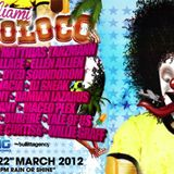 Damian Lazarus and Ellen Allien- Circo Loco Pool Party at The Surfcomber (22-03-2012)