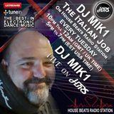 DJ Mik1 Presents The Italian Job Live On HBRS 16 - 09 - 18