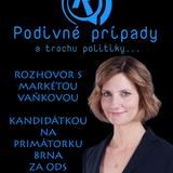 Radio R - Podivné prípady a rozhovor s Markétou Vaňkovou