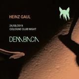 DEMBACA  - Cologne Club Night 2019 – HEINZ GAUL 24.08.2019