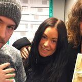 Fredagsquiz, bänkpapper och julkappshäng med Aliette Opheim