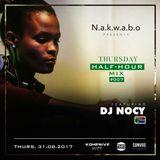 DJ Nocy - Thursday Half Hour Mix #007