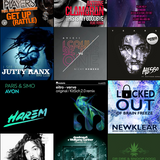 February 2013 Electro House Mix Radio Show (on Comète FM) by Jeremy Kesseler