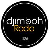djimboh Radio 026 - Tormenta (Deep House Mix)