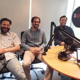 Nico Grau en Radio Sonar 26/10