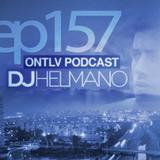 ONTLV PODCAST - Trance From Tel-Aviv - Episode 157 - Mixed By DJ Helmano