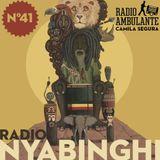 Radio Nyabinghi 21 de Noviembre de 2017 Audio