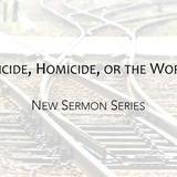 Suicide, Homicide, or the Word? pt. 1