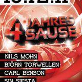 Björn Torwellen @ Freaky Tekkno  16-12-2011
