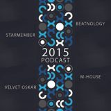 CD 1 - 2015 PODCAST MIXED BY DJ STARMEMBER