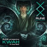 RUNE RECORDINGS presents: Kwah in the mix [guest mix DISK BREAKS with LLUPA on NSB RADIO]