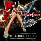 Johnnie Walker present DJ Una FULL SET at Sahara Club Lombok