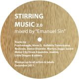 Stirring music 2.0 (mixed by Emanuel Sin)