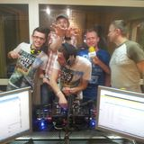 Andy Castro VS SanSeb VS 30Ton VS Adamus LIVE B2B DJ MIX @ Dance Factory on NaszeRadio 104,7 FM