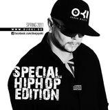 DJ OKI - SPECIAL HIPHOP EDITION - 2011 - MIXTAPE