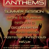 DNB Anthems Summer Session Promo Mix!!