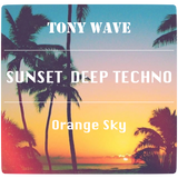 TONYWAVE - Orange Sky - Sunset Deep Techno #6