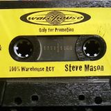 Steve Mason Original Warehouse Tape