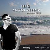 Pepo - A Day On The Beach Summer 2015