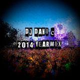 Dj Dani C. - 2014 Yearmix [FREE DOWNLOAD]