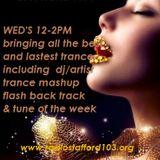 DJMJ'S TRANCE SHOW---RADIO STAFFORD 103-09-08-17