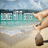 BLONDES HIT IT BETTER - EVENING POST RADIO SHOW 27/04/2016