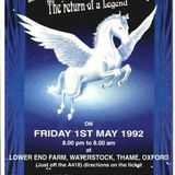 Mickey Finn & The Bassheads Live P.A Mythology Summer 1992