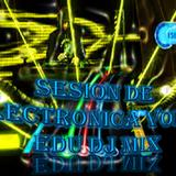 SESIÓN DE ELECTRÓNICA VOL 2 EDU DJ MIX