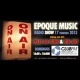 EPOQUE MUSIC Radio Show mixed by Rik-Art 2013 02 17
