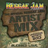 Reggae Jam 2013 - uprising artist mix