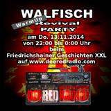 Live@Friedrichshainer Geschichten_WALFISCH-WarmUp November 2014