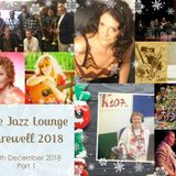 The Jazz Lounge on K107fm Community Radio with Grace Black 30th Dec 2018 Part 1